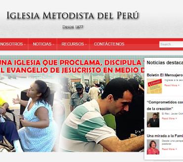 JOOMLA – Iglesia Metodista del Perú – http://www.iglesiametodista.org.pe